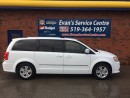 Used 2016 Dodge Grand Caravan Crew for sale in Hanover, ON