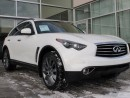 Used 2013 Infiniti FX37 DELUXE TOURING/NAVIGATION/AROUND VIEW/HEATED AND COOLED FRONT SEATS for sale in Edmonton, AB