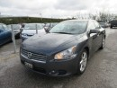 Used 2011 Nissan Maxima ACCIDENT FREE for sale in Newmarket, ON