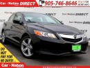 Used 2015 Acura ILX | SUNROOF| LEATHER-TRIMMED SEATS| BACK UP CAMERA| for sale in Burlington, ON