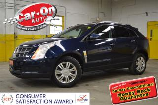 Used 2011 Cadillac SRX SRX4 AWD LUXURY NAVIGATION for sale in Ottawa, ON