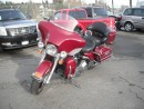 Used 2006 Harley-Davidson FLHTCUI Ultra Classic 1450 CC Motorcycle for sale in Burnaby, BC