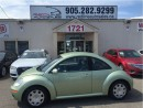 Used 2008 Volkswagen New Beetle 2.5L Trendline, Leather, WE APPROVE ALL CREDIT for sale in Mississauga, ON