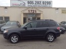 Used 2010 Subaru Forester 2.5X AWD, WE APPROVE ALL CREDIT for sale in Mississauga, ON
