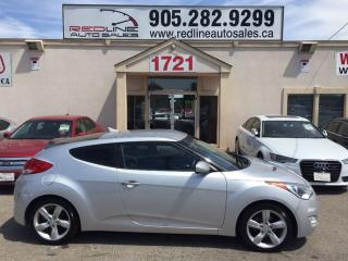 Used 2012 Hyundai Veloster Tech, Back Up Cam, WE APPROVE ALL CREDIT for sale in Mississauga, ON