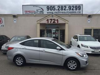 Used 2013 Hyundai Accent GL, WE APPROVE ALL CREDIT for sale in Mississauga, ON