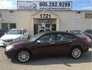 Used 2013 Chrysler 200 Limited, Leather, WE APPROVE ALL CREDIT for sale in Mississauga, ON