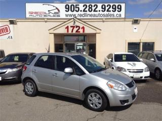 Used 2010 Suzuki SX4 WE APPROVE ALL CREDIT for sale in Mississauga, ON