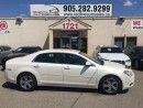 Used 2011 Chevrolet Malibu Platinum, WE APPROVE ALL CREDIT for sale in Mississauga, ON