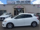 Used 2012 Toyota Matrix WE APPROVE ALL CREDIT for sale in Mississauga, ON