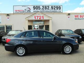 Used 2011 Subaru Impreza 2.5i Convenience Pkg, AWD, WE APPROVE ALL CREDIT for sale in Mississauga, ON