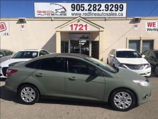 Used 2012 Ford Focus SE, Plasti Dipped, WE APPROVE ALL CREDIT for sale in Mississauga, ON