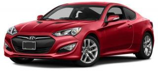 New 2016 Hyundai Genesis Coupe 3.8 GT for sale in Abbotsford, BC