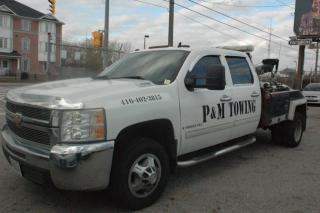 Used 2009 Chevrolet Silverado 3500 WT FULL WRECKER for sale in Scarborough, ON