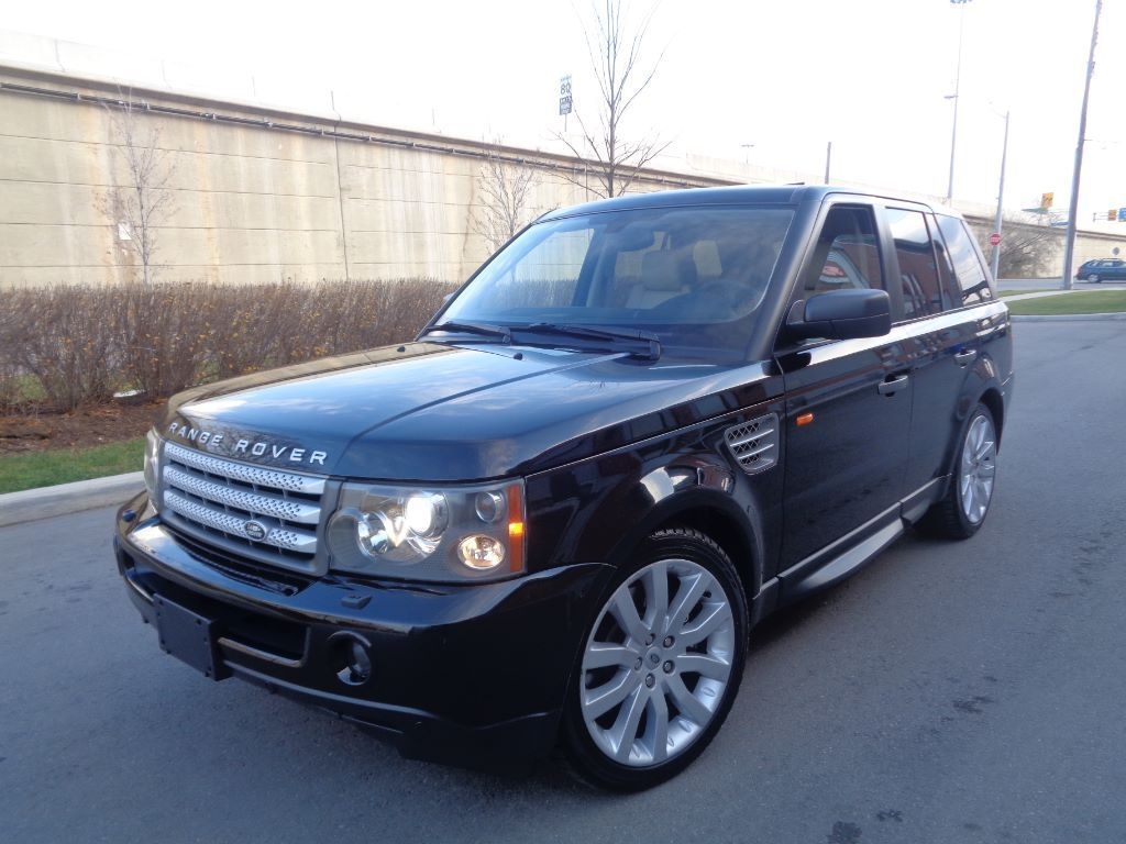 2009 Land Rover Range Rover ***SOLD***