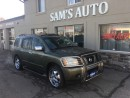Used 2004 Nissan Pathfinder Armada LE for sale in Hamilton, ON