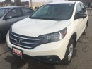 Used 2014 Honda CR-V LX for sale in Guelph, ON