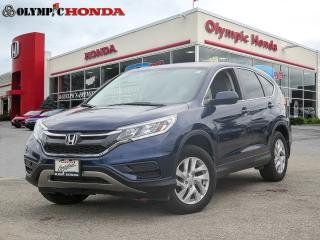 Used 2015 Honda CR-V SE for sale in Guelph, ON