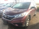 Used 2015 Honda CR-V LX for sale in Guelph, ON