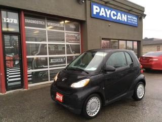 Used 2010 Smart fortwo Pure for sale in Kitchener, ON