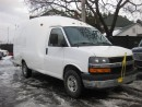 Used 2010 Chevrolet Express 3500 Bubble Van A/C for sale in Ottawa, ON