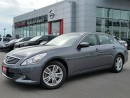 Used 2011 Infiniti G25 Luxury for sale in Mississauga, ON