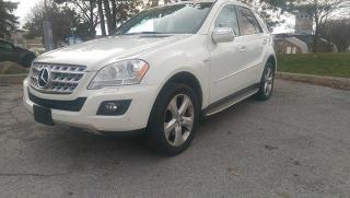 Used 2010 Mercedes-Benz ML 350 ML350 BlueTEC for sale in Concord, ON