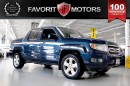 Used 2010 Honda Ridgeline EX-L 4WD | LTHR | HEATED SEATS | MOONROOF for sale in North York, ON