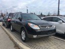 Used 2010 Hyundai Veracruz Limited, 7 PASS, LEATHER, ROOF, AWD for sale in Mississauga, ON