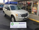 Used 2008 Ford Escape XLT 4WD V6 HEATED LEATHER! SYNC! WARRANTY! for sale in Langley, BC
