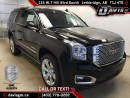 New 2017 GMC Yukon Denali- 6.2L V8,Heated and cooled leather,navigation for sale in Lethbridge, AB