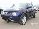 Used 2015 Nissan Juke SV/ AWD/ 1.6L TURBO/ ONE OWNER/ CLEAN CARPROOF for sale in Edmonton, AB