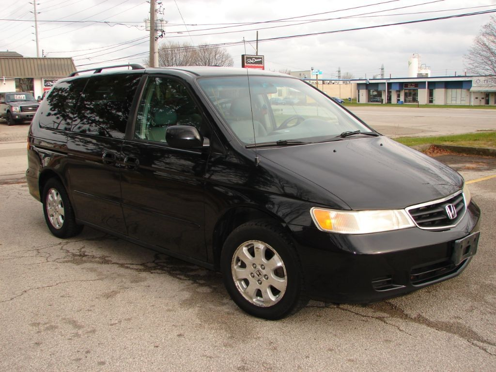 used 2003 honda odyssey exl for sale in mississauga ontario. Black Bedroom Furniture Sets. Home Design Ideas