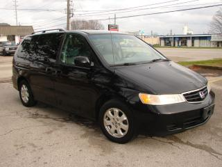 Used 2003 Honda Odyssey EXL for sale in Mississauga, ON
