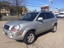 Used 2009 Hyundai Tucson Limited for sale in Mississauga, ON
