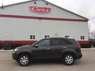 Used 2011 Kia Sorento LX for sale in Tillsonburg, ON