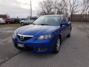 Used 2007 Mazda MAZDA3 4 Cylinder for sale in Cambridge, ON