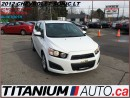 Used 2012 Chevrolet Sonic LT+BlueTooth+Heated Seats+Remote Start+Traction Co for sale in London, ON