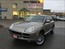 Used 2006 Porsche Cayenne S, Great Condition, 2 set of Rims & Tries for sale in North York, ON