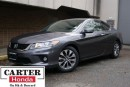 Used 2014 Honda Accord EX-L-NAVI CPE + NO ACCIDENTS + MUST GO!! for sale in Vancouver, BC