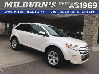 Used 2014 Ford Edge SEL AWD for sale in Guelph, ON
