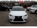 Used 2015 Lexus IS 350 AWD *Like New* for sale in Mississauga, ON