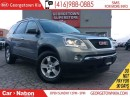 Used 2008 GMC Acadia SLE | CLEAN CAPROOF | CAPTAIN CHAIRS | AS IS | for sale in Georgetown, ON