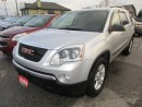 Used 2009 GMC Acadia 'GREAT VALUE' POWER EQUIPPED SLE EDITION 7 PASSENGER 3.6L - V6 ENGINE.. AWD.. CAPTAINS & 3RD ROW.. CD/AUX INPUT.. KEYLESS ENTRY.. for sale in Bradford, ON
