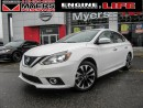 Used 2016 Nissan Sentra SR, EXECUTIVE DEAL, NAVIGATION, LEATHER INTERIOR, ALLOY RIMS, SUNROOF for sale in Orleans, ON