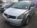 Used 2005 Nissan Quest SL for sale in Mississauga, ON