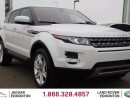 Used 2013 Land Rover Evoque Pure Plus with NAV - LOCAL ALBERTA TRADE IN | NO ACCIDENTS | NAVIGATION | BACK UP CAMERA | PARKING SENSORS | PANORAMIC GLASS SUNROOF | HEATED WINDSHIELD WITH RAIN SENSING WIPERS | HEATED SEATS | HEATED STEERING WHEEL | 19 INCH WHEELS | BLUETOOTH | MERIDIA for sale in Edmonton, AB