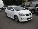 Used 2009 Pontiac Vibe GT Hatchback FWD A/C PW PL for sale in Ottawa, ON