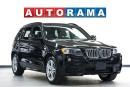 Used 2014 BMW X3 XDrive M-PKG LEATHER PANORAMIC SUNROOF 4WD for sale in North York, ON