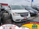 Used 2011 Chrysler Town & Country Touring * LEATHER * CAM * HTD PWR SEATS for sale in London, ON